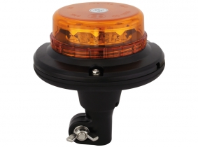 Gyrophare LED orange flexible extra plat AdLuminis