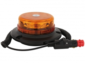 Gyrophare LED orange magnétique extra plat AdLuminis