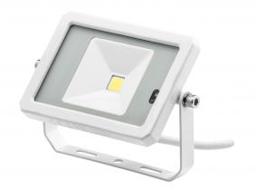 Projecteur LED 10W 800lm blanc avec détecteur de mouvement intégré AdLuminis