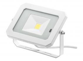 Projecteur LED AdLuminis 20 W 1600 lumens blanc avec détecteur de mouvement intégré