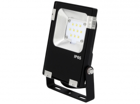 Projecteur LED Philips plat 10W 1.300lm PCCooler AdLuminis