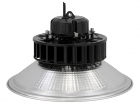 Cloche LED high bay 60W 7.800lm LED Philips suspension industrielle AdLuminis