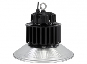 Cloche LED high bay 150W 19.500lm LED Philips suspension industrielle AdLuminis