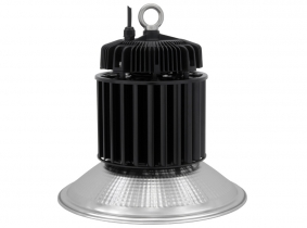Cloche LED high bay 200W 26.000lm LED Philips suspension industrielle AdLuminis