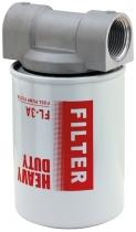 Support de filtre gasoil 2x1 pouce Blurea
